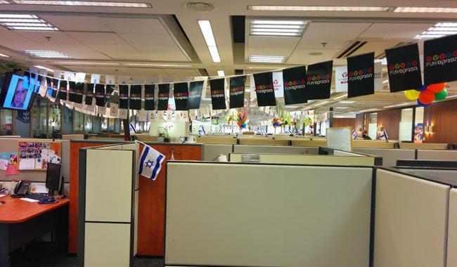 קישוט משרדי הפניקס