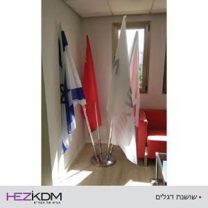 שושנת דגלים
